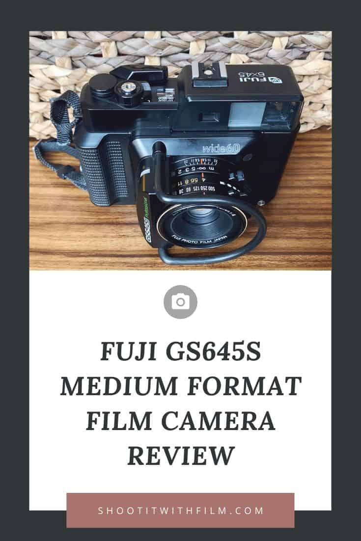 Fuji GS645S Medium Format Film Camera Review