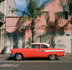 Vintage Car on Film - New Orleans Travel Story by Michael Lovejoy on Shoot It With Film
