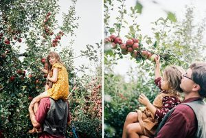 3 Tips for Photographing Children on Film by Samantha Stortecky on Shoot It With Film - Apple picking
