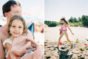 3 Tips for Photographing Children on Film by Samantha Stortecky on Shoot It With Film - Kids at the beach
