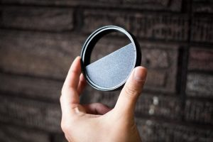 Creative Filters for Film Photography by Spektrem Effects on Shoot It With Film - Half frame filter