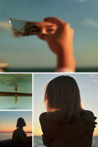 Mamiya RZ67 Medium Format Film Photography Shades of Summer Portrait Series