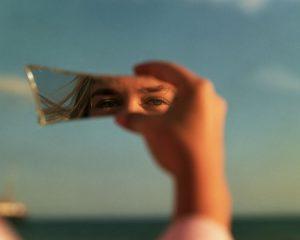 Mamiya RZ67 Medium Format Film Photography on Shoot It With Film - Shades of Summer by Bertie Taylor - Mirror