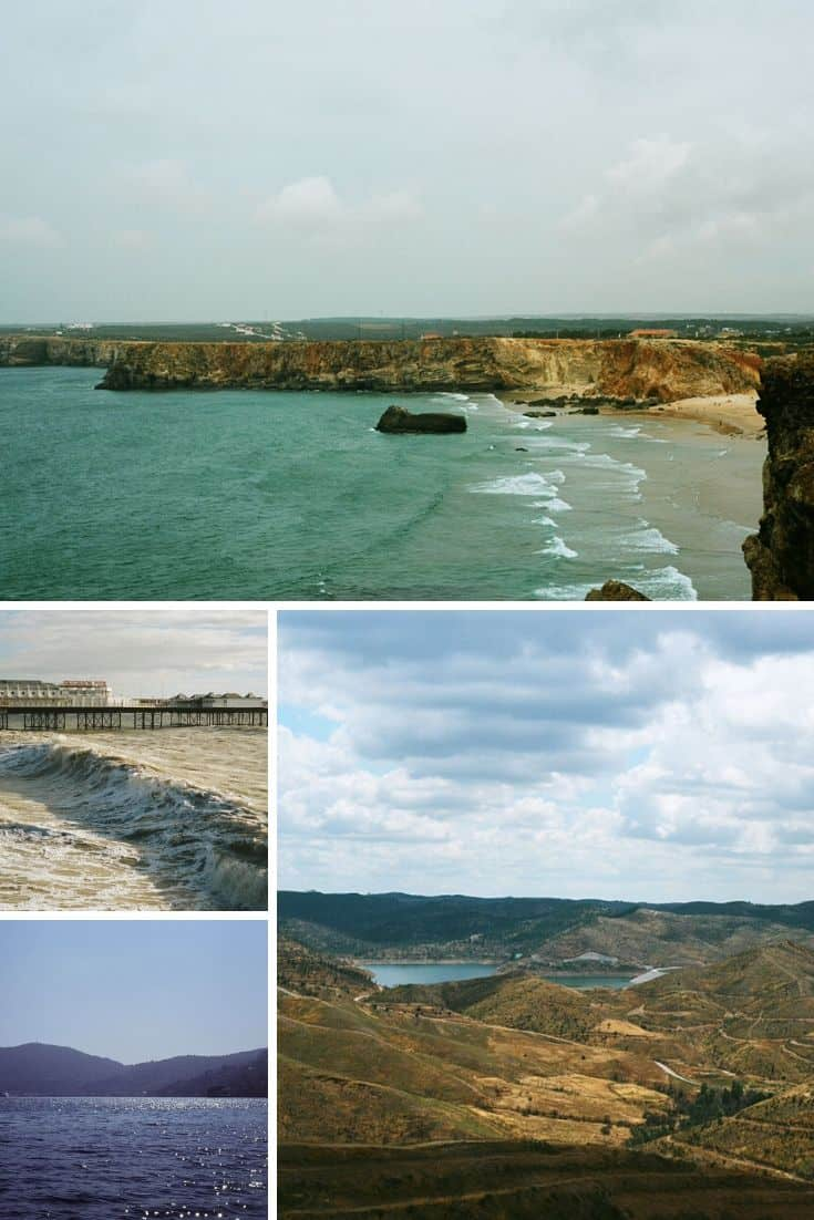 Portugal Landscapes on 35mm Film Photography with the Canon AE-1 and Kodak Portra 400