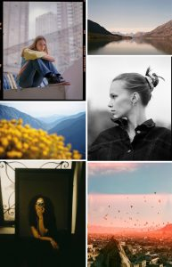 35mm Film Photography and Medium Format Film Photography Inspiration from Shoot It With Film's Instagram Feed - Thanksgiving Season
