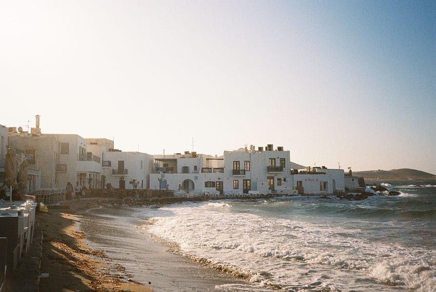 Film Photography Greece Travel Story by Laura Barr on Shoot It With Film