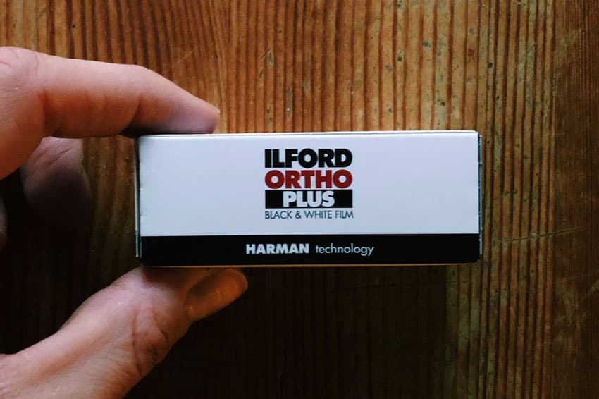 Ilford Ortho Plus 80 Film Review by James Baturin on Shoot It With Film