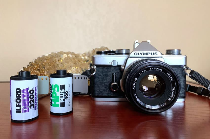 Olympus OM-1 35mm Film Camera Review on Shoot It With Film