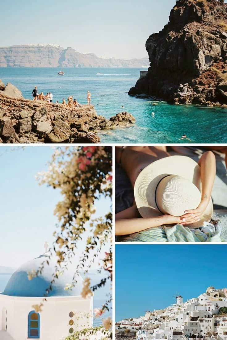 Pentax 645n Kodak Portra 800 Greece Travel Story