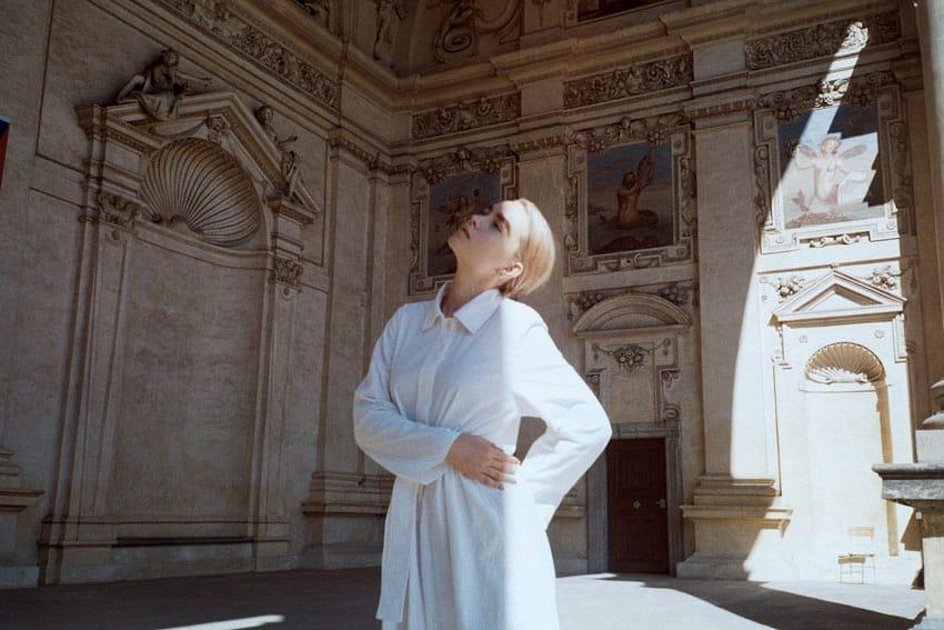 35mm Film Photography The Empire of Light Portrait Series by Taja Spasskova on Shoot It With Film