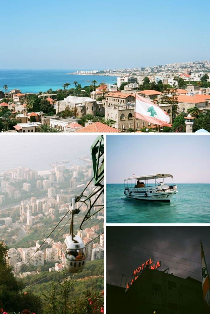35mm Film Photography Lebanon Travel Story