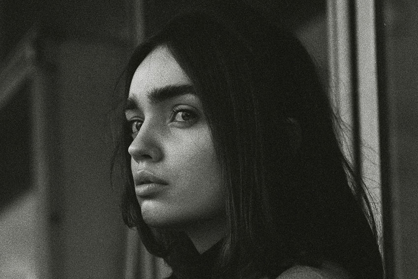 B&W Fine Art Portraits by Magdalena Jarych on Shoot It With Film