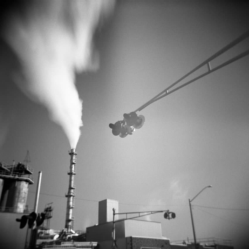 Holga 120N Long Exposure Film Photography by James Baturin on Shoot It With Film