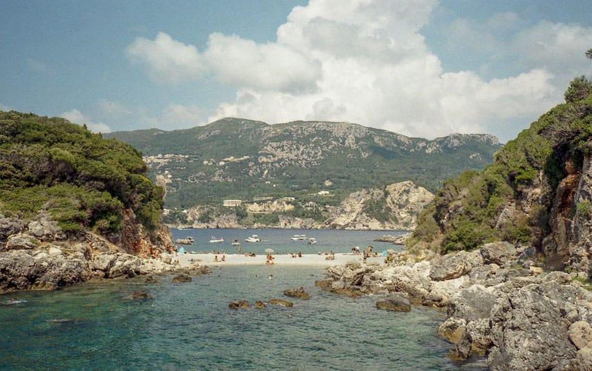 Corfu Island - Greek Island of Corfu Travel Story by Boris Kirov on Shoot It With Film