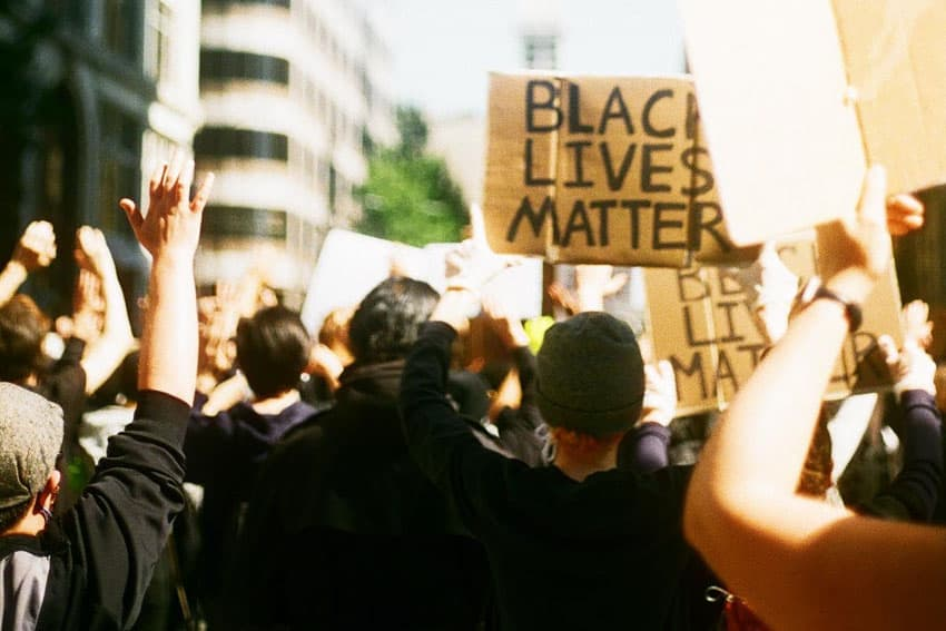 Seattle BLM Protests on 35mm Film by Simaloi Leina on Shoot It With Film