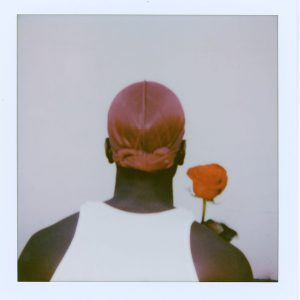 Man Holding Rose - Creative Portraits on Film by Zerb Mellish on Shoot It With Film