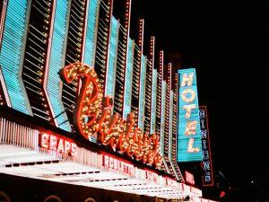 Las Vegas Night Photography on Film by Sara Johansen on Shoot It With Film