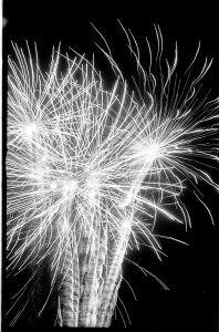 Photographing Fireworks on Film by Johnny Martyr on Shoot It With Film