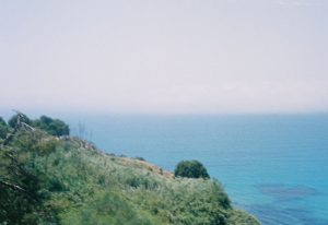 Seaside Cliff - Sicily Travel Story on 35mm Film by Lisa Carbone on Shoot It With Film