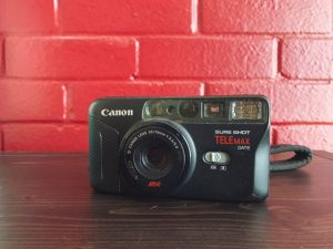 The Canon SureShot - 5 Film Cameras Under 50 Dollars by Jennifer Stamps on Shoot It With Film