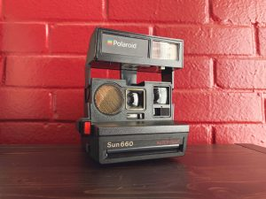 Polaroid Sun 660 Instant Film Camera - 5 Film Cameras Under 50 Dollars by Jennifer Stamps on Shoot It With Film