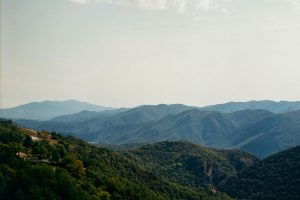 Mountain View - French Catalonia Travel Story by Michael Raven on Shoot It With Film