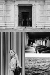 Italy Travel Story on 35mm Film Nikon F3 Ilford HP5