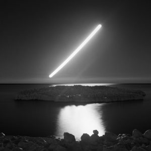 Moon Trails on Film by James Baturin on Shoot It With Film