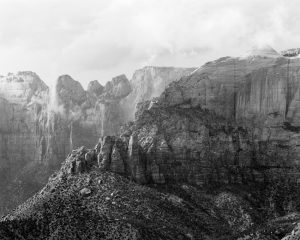 Black and white landscape on Ilford Pan F Plus film - Guide to Ilford BW Film by David Rose on Shoot It With Film