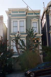 House on 35mm color film - San Francisco Photo Essay by Nick Hogan on Shoot It With Film