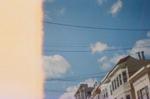 Light leak on 35mm color film - San Francisco Photo Essay by Nick Hogan on Shoot It With Film