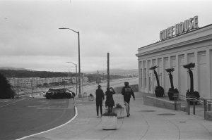 Cliff House on 35mm b&w film - San Francisco Photo Essay by Nick Hogan on Shoot It With Film
