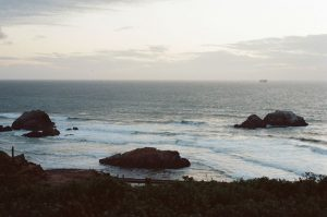 Beach on 35mm color film - San Francisco Photo Essay by Nick Hogan on Shoot It With Film