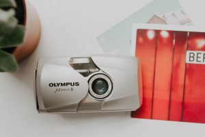 The Olympus Stylus Epic / Olympus MJU II Point and Shoot Film Camera - 5 Point and Shoot Film Cameras by Kathleen Frank on Shoot It With Film