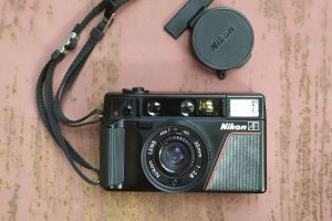 The Nikon L35af Point and Shoot Film Camera - 5 Point and Shoot Film Cameras by Kathleen Frank on Shoot It With Film