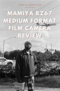 Mamiya RZ67 Review - Medium Format Film Camera