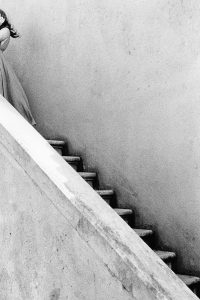 Silver gelatin print of stairs - Silver Gelatin Prints by Mikael Siirlia on Shoot It With Film
