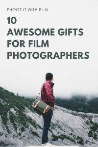 10 Awesome Gifts for Film Photographers