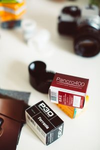 A few rolls of film - 10 Awesome Gifts for Film Photographers on Shoot It With Film