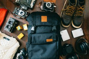 Camera bag - 10 Awesome Gifts for Film Photographers on Shoot It With Film