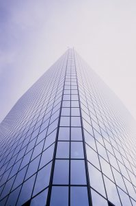 Skyscraper on Velvia 50 slide film - Film Photography Slide Film Guide by David Rose on Shoot It With Film