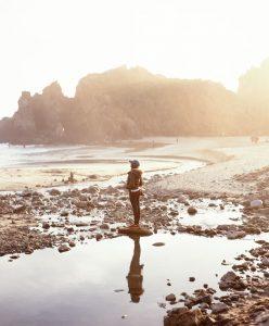 Big Sur coastline on Velvia 100 slide film - Film Photography Slide Film Guide by David Rose on Shoot It With Film
