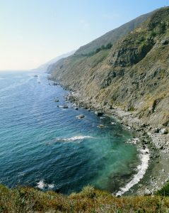 Big Sur landscape on Ektachrome E100 slide film - Film Photography Slide Film Guide by David Rose on Shoot It With Film