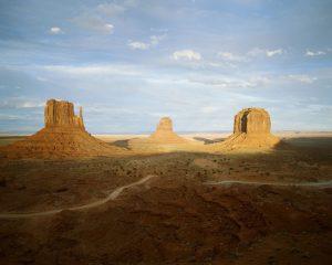 Monument Valley landscape on Ektachrome E100 slide film - Film Photography Slide Film Guide by David Rose on Shoot It With Film