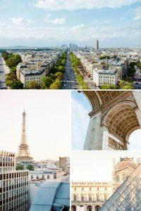 Paris Travel Story on 35mm Film Nikon F100 Fuji 400H