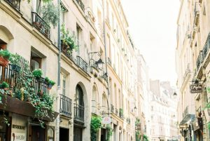 Street in Paris - Paris in Summer 35mm Film Travel Story by Marissa Wu on Shoot It With Film
