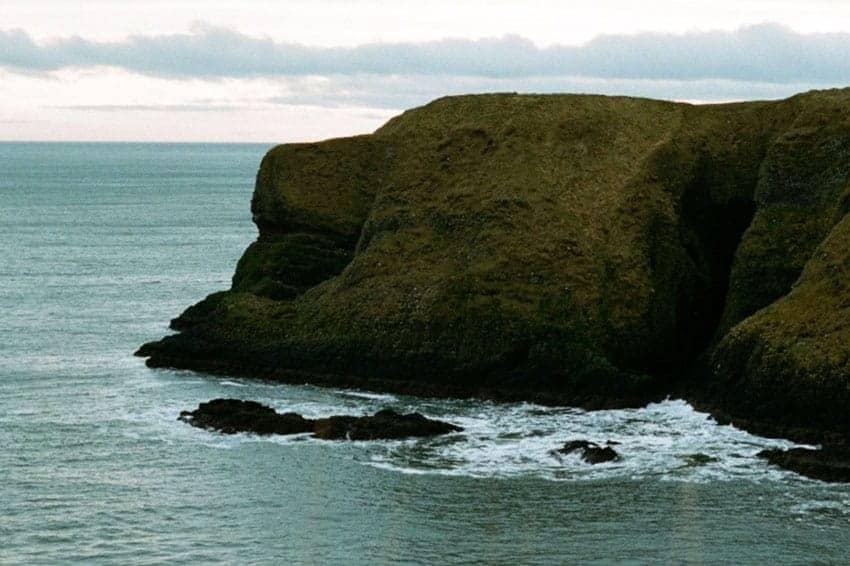 Coast of Scotland on 35mm film - Scotland Travel Story by Robyn Davis on Shoot It With Film