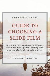 Slide Film - Film Photography Guide