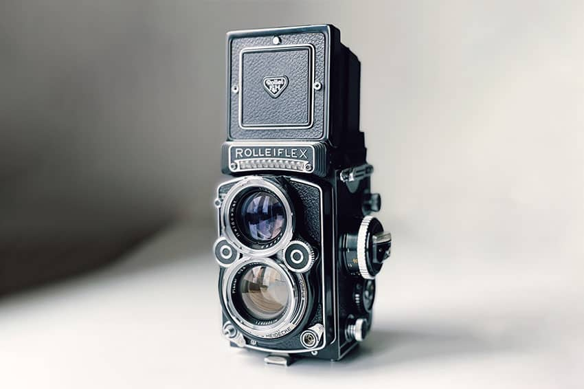 Rolleiflex 2.8f Camera Review by Jen Golay on Shoot It With Film