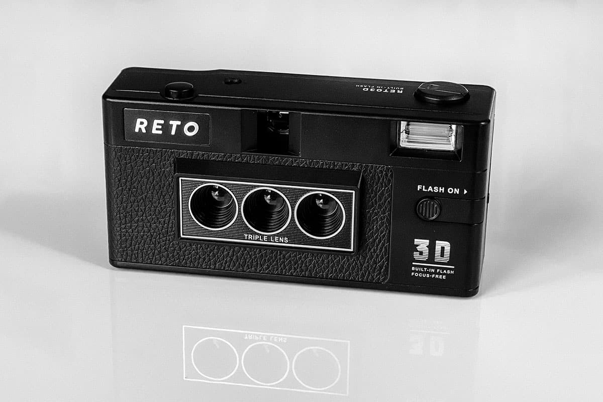 The RETO 3D film camera - RETO 3D 35mm Film Camera Review by Jen Golay on Shoot It With Film